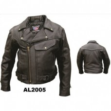 Men's Vented Jacket