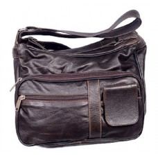 Ladies Retro Brown shoulder bag