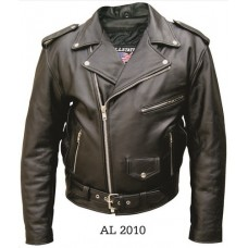 Men's Motorcycle Jacket AL2010