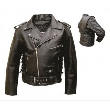 Men's Motorcycle Jacket AL2011