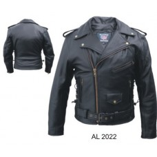 Men's Motorcycle Jacket AL2022