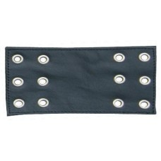 6-Inch Leather Chap Extender