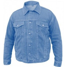 Men's Blue Denim Jacket