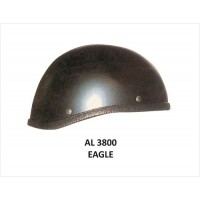 Eagle Glossy Novelty Helmet With Y Straps